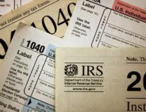 Taxes Are A Big Concern For Bankruptcy Filers in Oregon