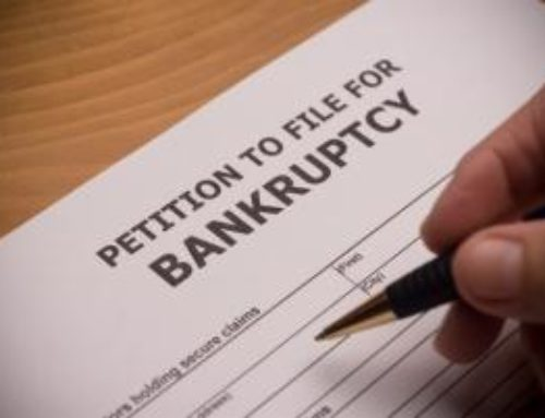 Getting Rid of Credit Card Debt in Bankruptcy