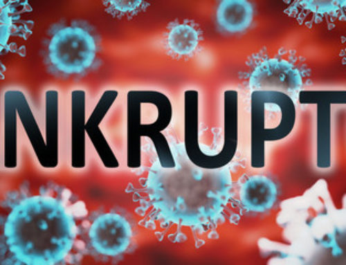 Bankruptcies during the COVID-19 Outbreak